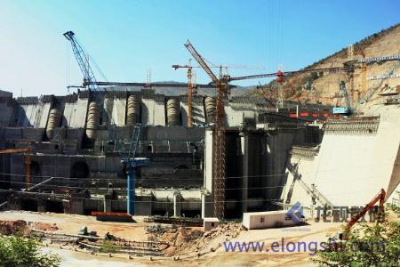 水利水电建筑工地无线监控