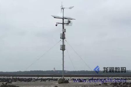 海岛养殖基地无线监控