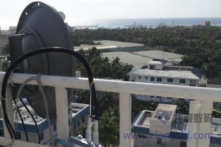 海港渔港远距离无线监控系统