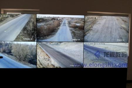 城市与郊区远程无线道路监控