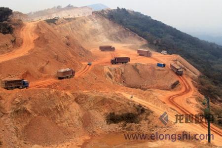 矿山采矿现场无线监控系统