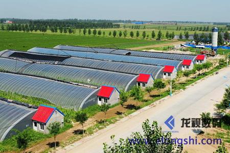 大型农业基地养殖基地无线监控系统