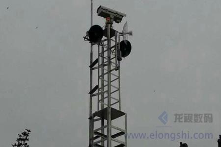 大型国营林场远程无线监控系统